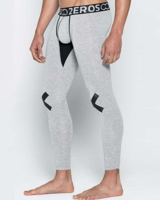 L12 X Series Tights | Grey Marle