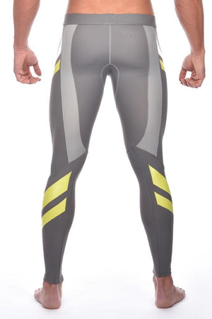 2eros | Pro Aktiv | Compression Tights | Titanium