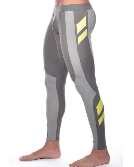 L13 Pro Aktiv Compression Tights | Titanium