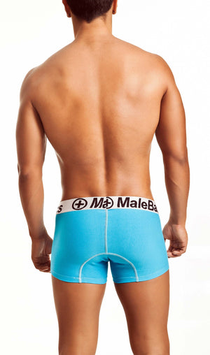 MaleBasics Classic Everyday Trunks Turquoise