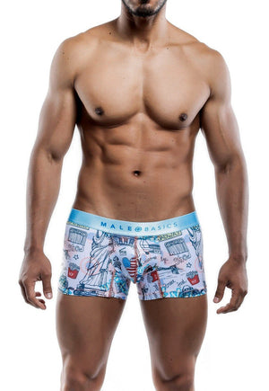 MaleBasics Hipster Trunk New York