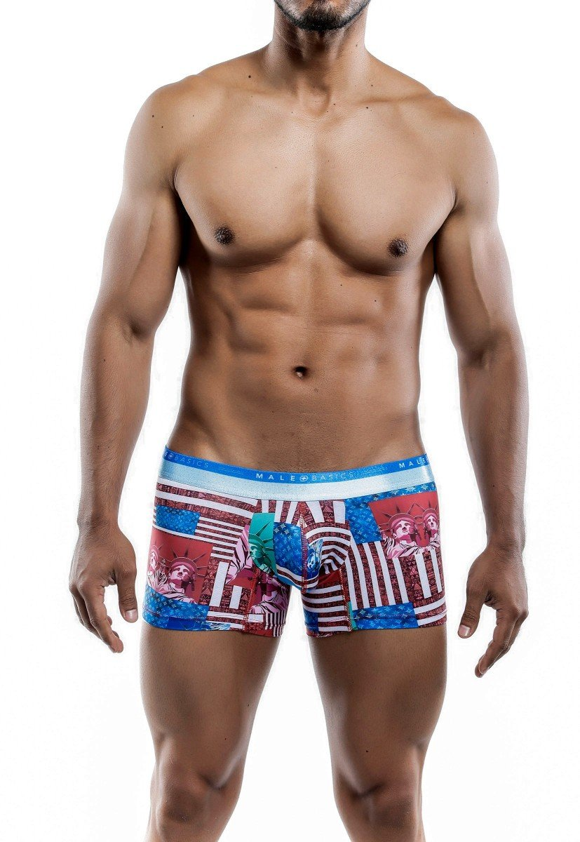 MaleBasics Hipster Trunk USA