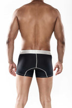Load image into Gallery viewer, MaleBasics Sports Performance Trunk Black