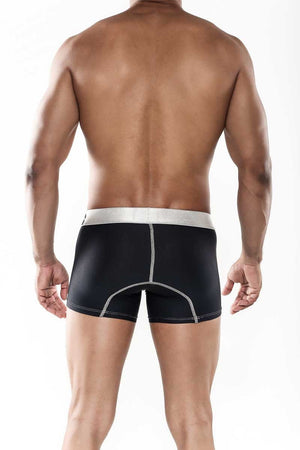 MaleBasics Sports Performance Trunk Black