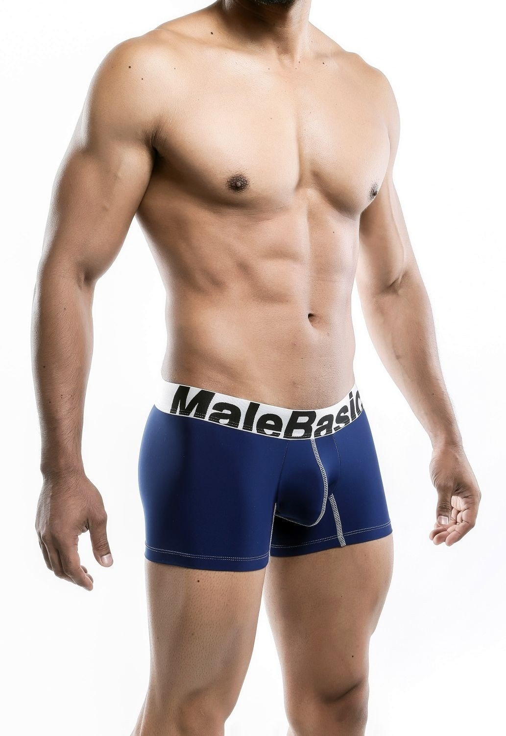MaleBasics Sports Performance Trunk Navy