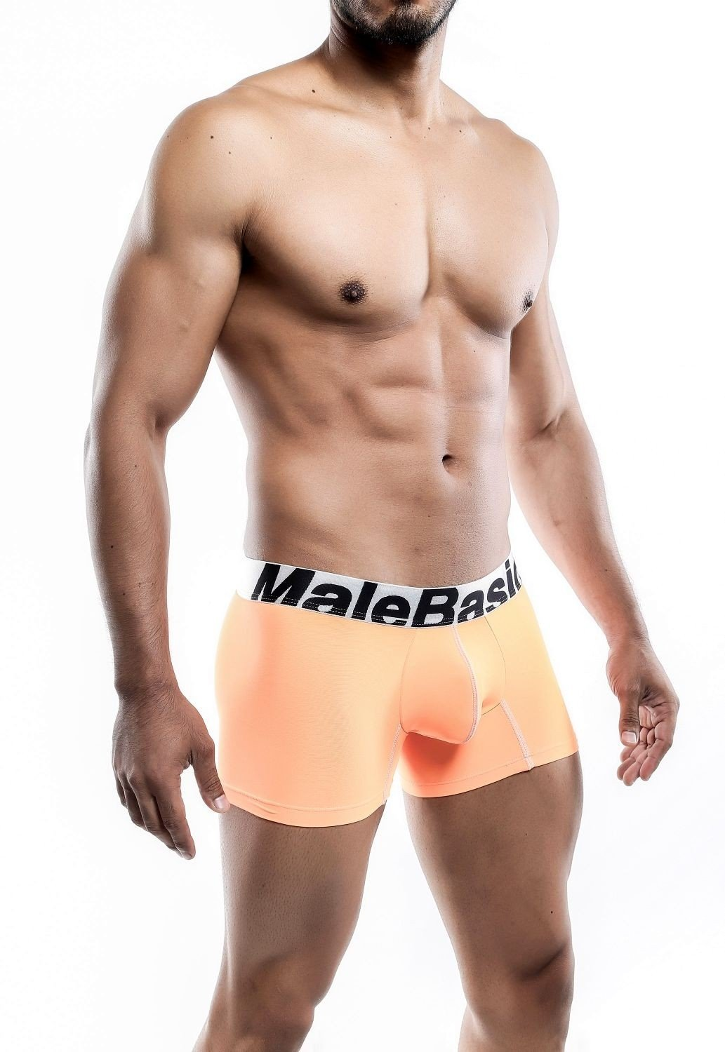 MaleBasics Sports Performance Trunk Orange
