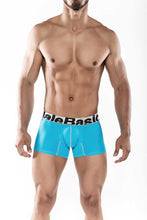 Load image into Gallery viewer, MaleBasics Sports Performance Trunk Turquoise