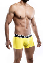 Load image into Gallery viewer, MaleBasics Sports Performance Trunk Yellow