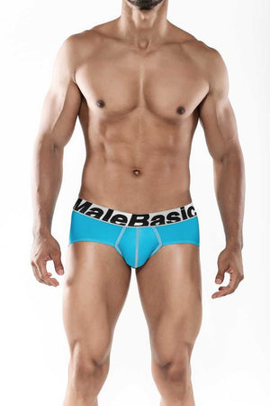 MaleBasics Sports Performance Hip Brief Turquoise