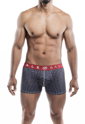MaleBasics Red Band Short Boxer - Triple Pack