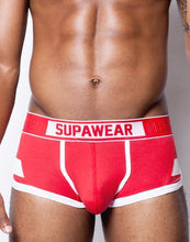 Load image into Gallery viewer, Supawear | Crimson Trunks | Red