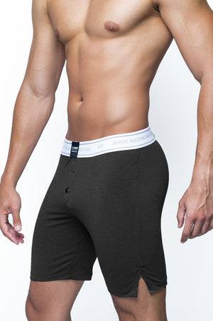 LS10 Core Lounge Shorts | Charcoal