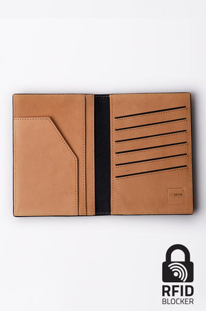 RFID Icon Passport Wallet