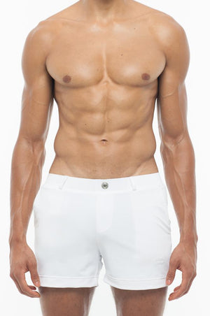S60 Bondi Shorts | White
