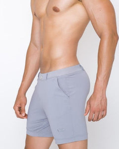 S61 Long Bondi Shorts | Alloy