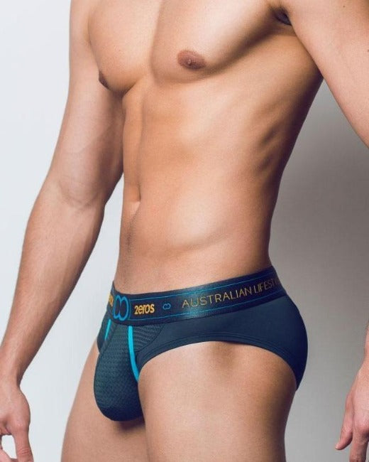 AKTIV NRG Brief | Radient Blue