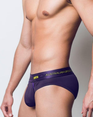 AKTIV NRG Brief | Vivid Purple