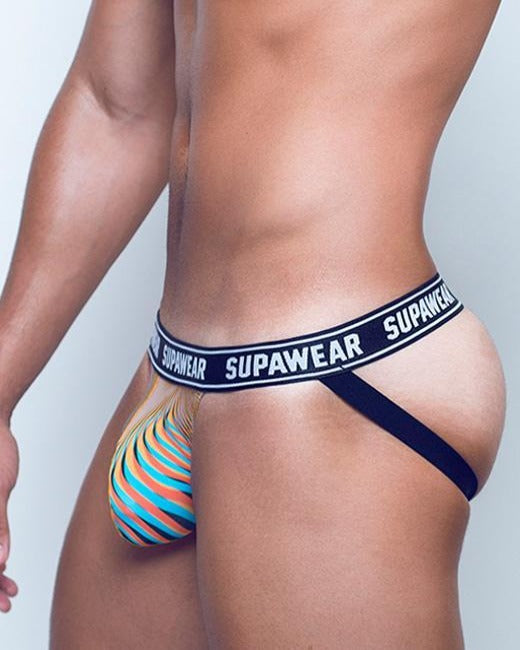 POW Jockstrap | Freaky Orange