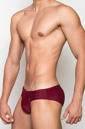 V10 Core Swim Brief | Cabernet