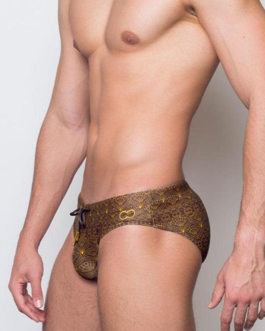 V10 Print Swim Brief | Persia