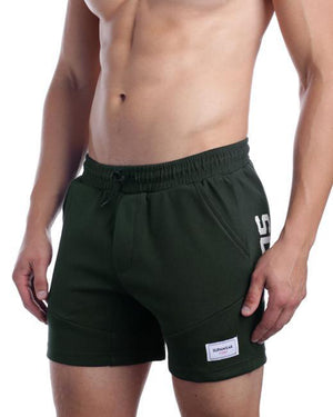 Strike Shorts | Forest