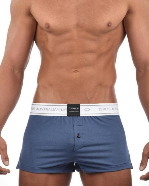BX20 Core Boxer Shorts | Navy Marle