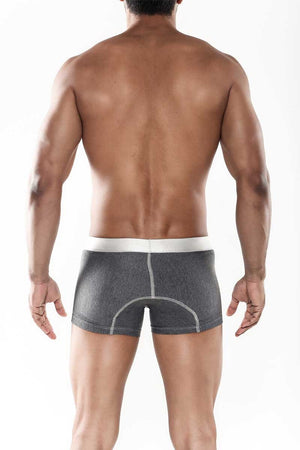 MaleBasics Classic Everyday Trunks Asphalt