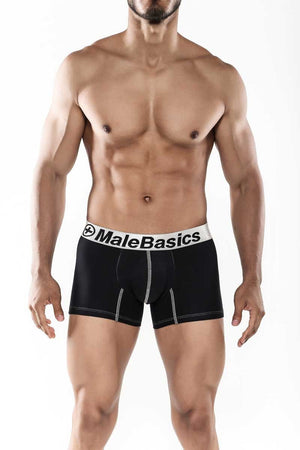 MaleBasics Classic Everyday Trunks Black
