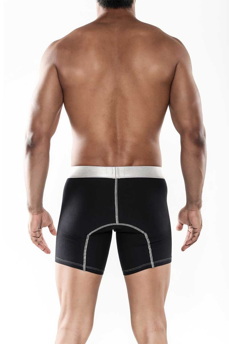 Classic Everyday Boxer Briefs Black