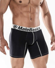 Load image into Gallery viewer, Classic Everyday Boxer Briefs Black