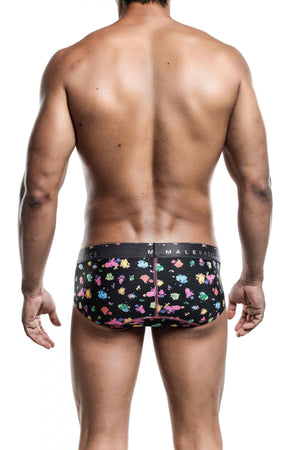 Hipster Brief | Black Splash