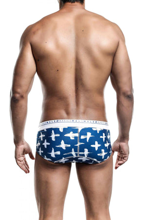 Hipster Brief | Santorini