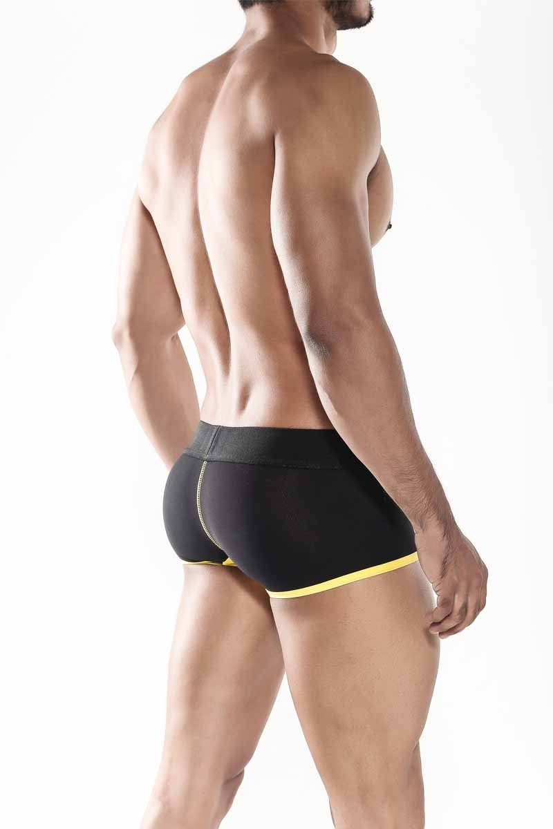 MaleBasics Neon Short Boxer Yellow