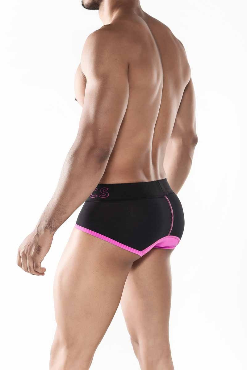 MaleBasics Neon Brief Fuchsia