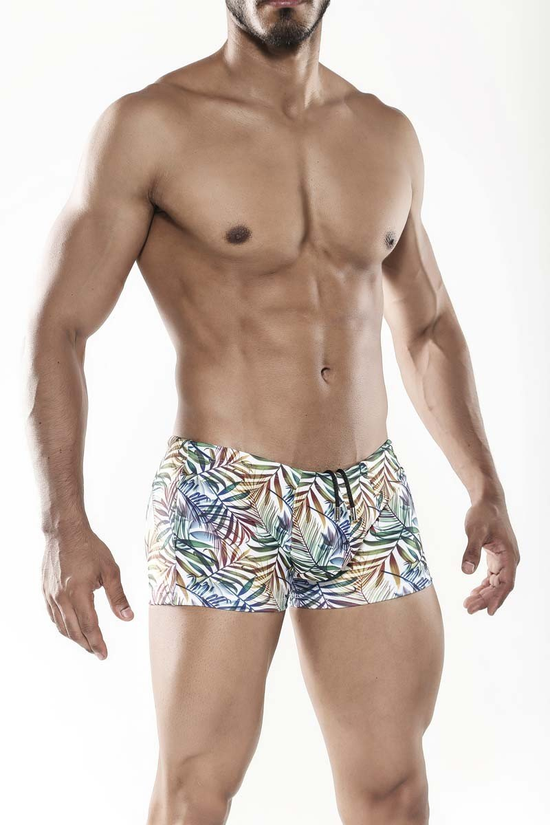 Oceanico Swim Trunks | Tropics