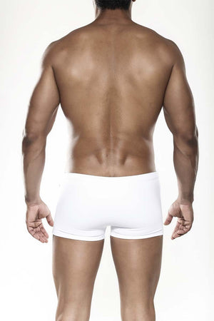 Oceanico Swim Trunks | White