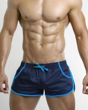 2EROS | Icon Shorts | Navy/Blue