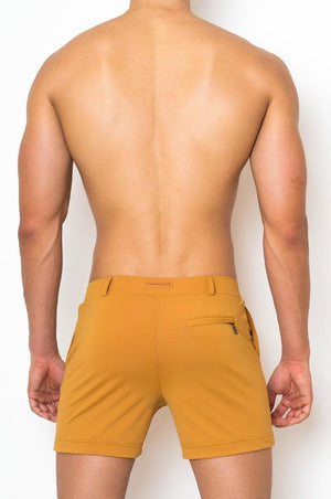 S60 Bondi Shorts | Almond