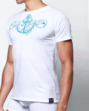 T20 Sailor T-Shirt | White
