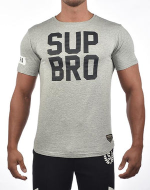 SUP T-Shirt | Grey Marle