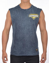 Load image into Gallery viewer, Racer Tank | Navy