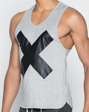 Load image into Gallery viewer, TX16 X Series Singlet | Grey Marle