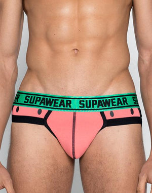FRUITOPIA Jockstrap | Watermelon