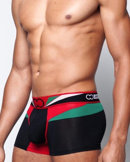 U31 Vavoom Trunk | Black/Green