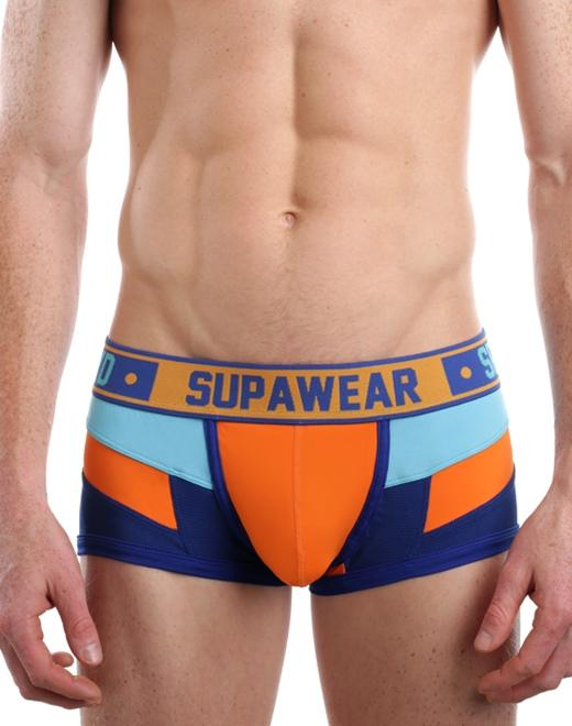 Spectrum Trunk | Blazing Orange