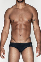 Load image into Gallery viewer, V10 Icon Swim Brief | Black