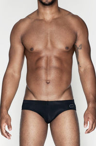 V10 Icon Swim Brief | Black