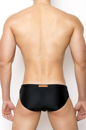 V10 Core Swim Brief | Black