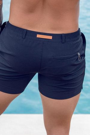 Avalon Shorts | Charcoal