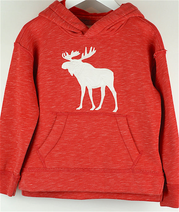 Abercrombie Red Hoodie Age